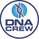 dna crew marijuana seeds logo