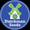 dutchman seeds marijuana seeds logo