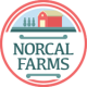 norcal farms marijuana seeds logo