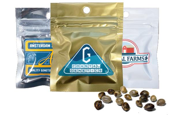 Marijuana Seeds from Pacific Seed Bank