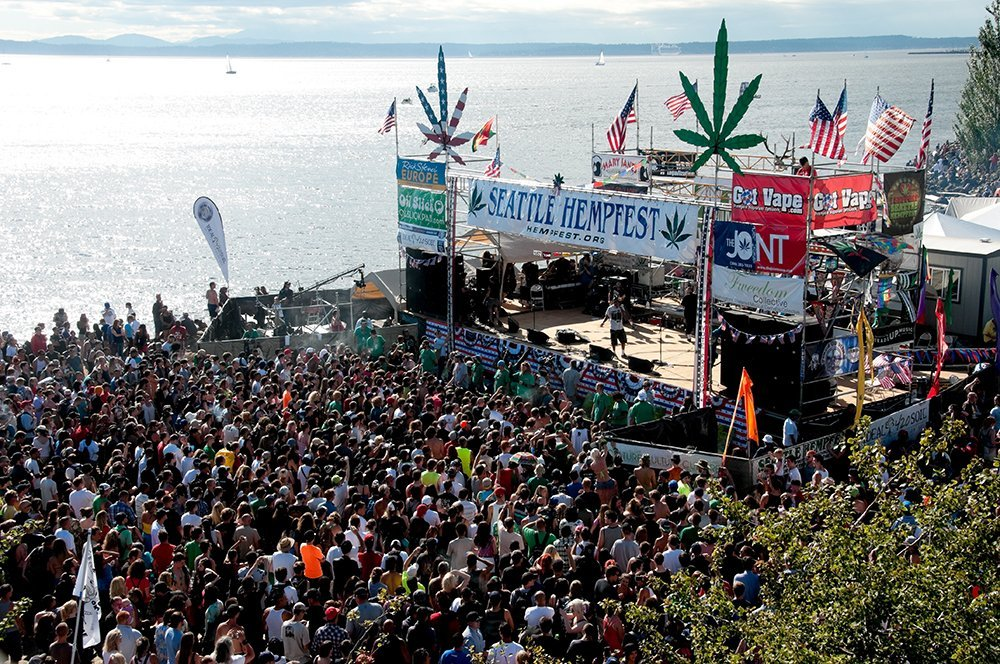 what is seattle hempfest?