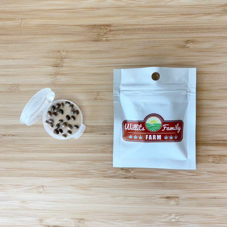 deliver Blackberry Cream Feminized Marijuana Seeds
