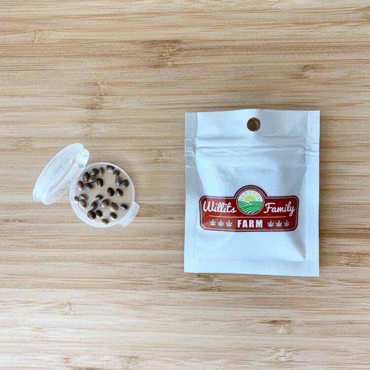 deliver Rocky Mountain Blueberry Feminized Marijuana Seeds